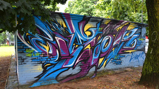 ENZOR Meeting of Styles [2014]
