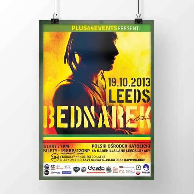 Koncert : Bednarek [2013]