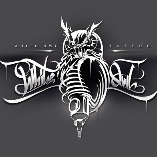 white-owl-tattoo